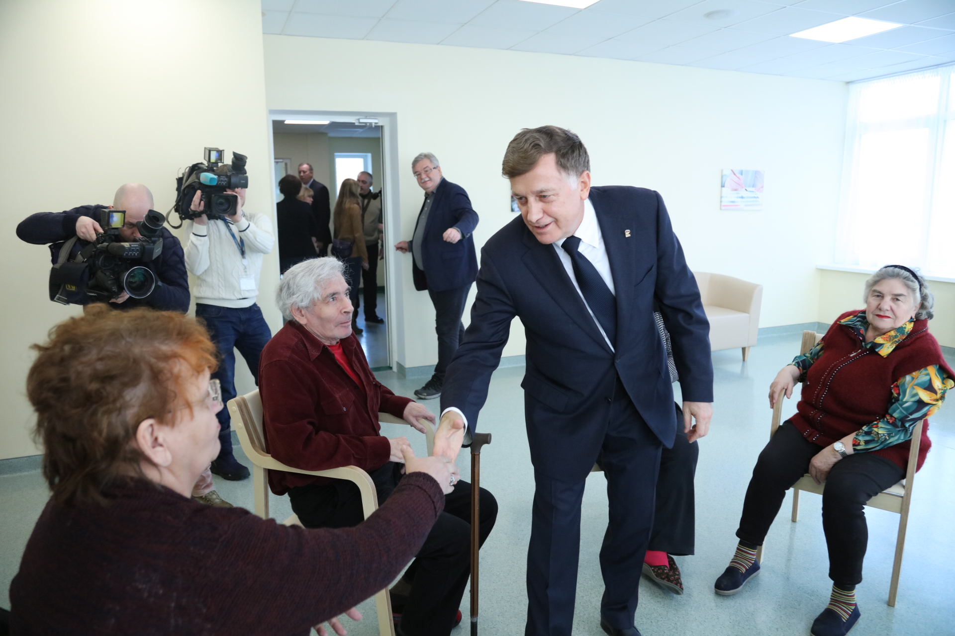 Дом интернат для престарелых и инвалидов 2 спб